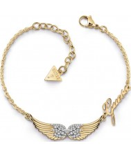 Guess UBB29084-L Ladies Fly With Me Bracelet
