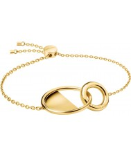 Calvin Klein KJ8GJB100100 Ladies Locked Bracelet