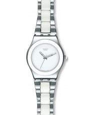 Swatch YLS141GC Ladies Tresor Blanc Watch