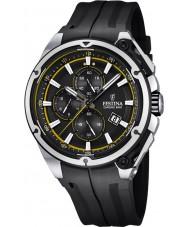 Festina F16882-7 Mens 2015 Chrono Bike Tour De France Black Watch