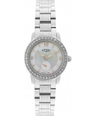 Rotary LB02700-41 Ladies Timepieces Cambridge Silver Steel Watch