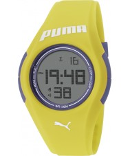 Puma PU911191005 Tonic Yellow Silicone Strap Watch