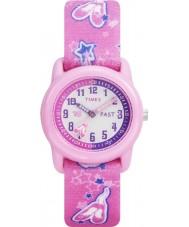 Timex T7B151 Kids Pink Tutu Ballerina Watch