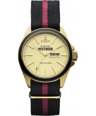 Vivienne Westwood VV068GDBK Mens Camden Lock II Watch