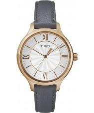 Timex TW2R27700 Ladies Style Elevated Peyton Watch