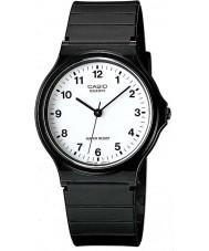 Casio MQ-24-7BLL Collection Black Resin Watch