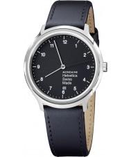Mondaine MH1-R2220-LB Helvetica No 1 Regular Watch