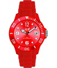 Ice-Watch SI.RD.S.S.12 Small Sili Forever Red Watch