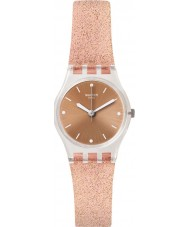 Swatch LK354D Ladies Pinkindescent Too Watch