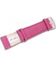 Krug-Baumen MC15613L Vibrant Pink Leather Replacement Ladies Principle Strap