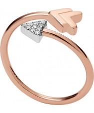 Fossil JFS00429998-6.5 Ladies Ring
