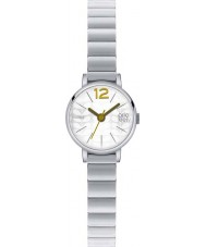 Orla Kiely OK4005 Ladies Frankie Silver Steel Bracelet Watch