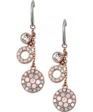Fossil JF01738791 Ladies Earrings