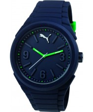 Puma PU103592006 Gummy Blue Silicone Strap Watch