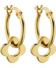 Orla Kiely E5229 Ladies Sterling Silver Earrings