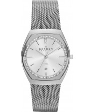 Skagen SKW2049 Ladies Klassik Silver Mesh Watch