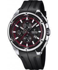 Festina F16882-8 Mens 2015 Chrono Bike Tour De France Black Watch