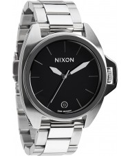 Nixon A396-000 Mens Anthem Silver Steel Bracelet Watch