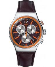 Swatch YVS413 Irony Chrono Prisoner Watch
