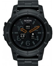 Nixon A1216-000 Mens Mission SS Smart Watch
