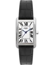 Rotary LS02325-29 Ladies Timepieces White Black Watch