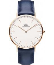 Daniel Wellington DW00100121 Mens Classic Somerset 40mm Watch