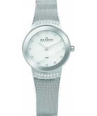 Skagen 812SSS Ladies Klassik Silver Steel Watch