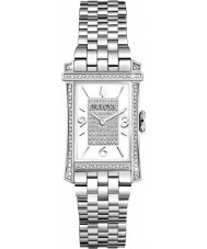 Bulova 96R188 Ladies Silver Steel Bracelet Watch