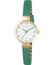 Radley RY2420 Ladies Beaufort Shamrock Leather Strap Watch