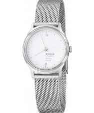 Mondaine MH1-L1110-SM Helvetica No 1 Light Watch