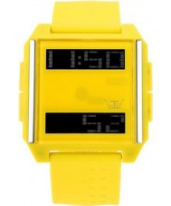 LTD Watch Yellow Mix and Match Digital Watch