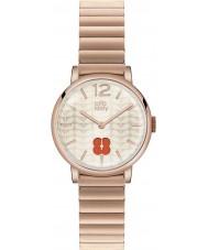 Orla Kiely OK4006 Ladies Frankie Rose Gold Plated Watch