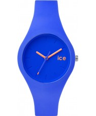 Ice-Watch ICE.DAZ.S.S.14 Small Ice-Ola Dazzling Blue Silicone Strap Watch