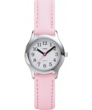Timex T79081 Kids White Pink My First Watch