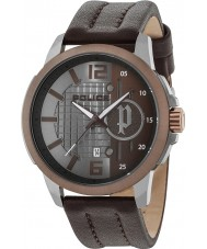 Police 15238JSUBN-13 Mens Squad Watch