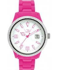 LTD Watch White Pink Watch