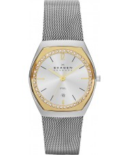 Skagen SKW2050 Ladies Klassik Silver and Gold Watch