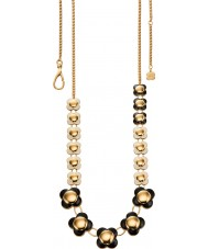 Orla Kiely N4020 Ladies Daisy Necklace