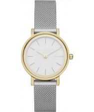 Skagen SKW2445 Ladies Hald Silver Steel Mesh Bracelet Watch