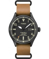Timex TW2P64700 Mens Heritage Tan Leather Strap Waterbury Watch