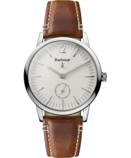 Barbour BB041BGBR Ladies Seaton Tan Leather Strap Watch