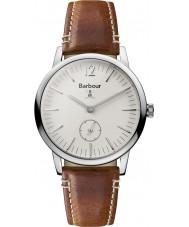 Barbour BB041BGBR Ladies Seaton Tan Leather Strap Watch