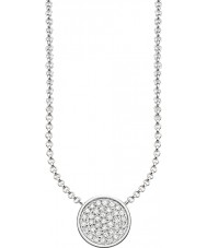 Thomas Sabo KE1491-051-14-L45v Ladies Silver Sparkling Circles Necklace