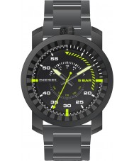 Diesel DZ1751 Mens Rig Gunmetal Steel Bracelet Watch