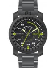 Diesel DZ1751 Mens Rig Gunmetal Steel Bracelet Watch