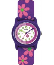 Timex T89022 Kids Time Teacher Flowers Watch