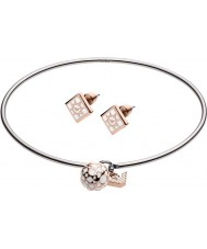 Emporio Armani EGS2486040 Ladies Bracelet Gift Set