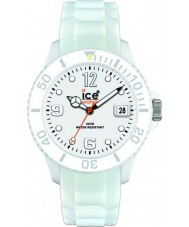 Ice-Watch SI.WE.S.S.12 Sili Forever Small White Strap Watch