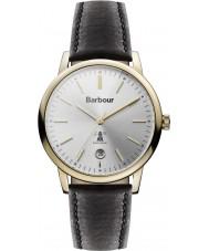 Barbour BB041SLBK Ladies Seaton Black Leather Strap Watch