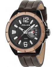Police 15240JSBBN-02 Mens Pitcher Watch